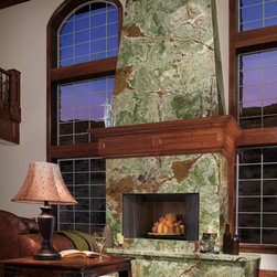 fire place remodel - www.istonefloors.com