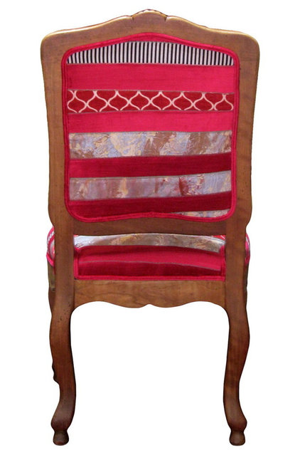 Eclectic Upholstery Fabric by Sara Palacios Designs and Custom Furniture