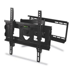 SIIG, INC. - FULL-MOTION/ARTICULATING UNIVERSAL FLAT-PANEL TV WALL-MOUNT - FULL-MOTION/ARTICULATING UNIVERSAL FLAT-PANEL TV WALL-MOUNT