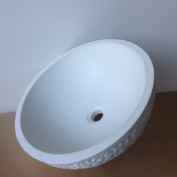 Concrete Vessel Sink - This project was about the learning experience. It's refreshing to push to learn and create new techniques and adopt methods from other disciplines. Here we borrowed from pottery for concrete.