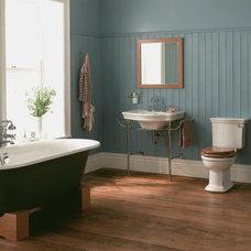 Traditional Bathroom by UK Bathrooms