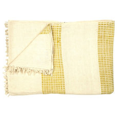 Contemporary Throws by Jayson Home