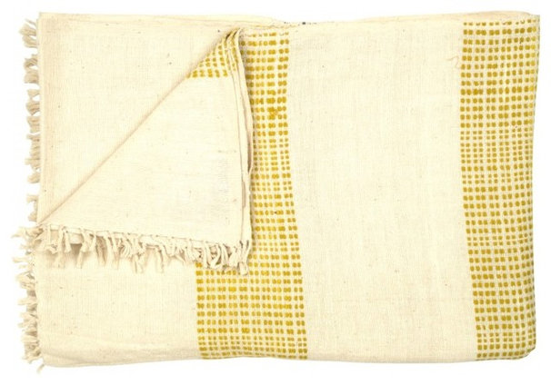Contemporary Blankets by Jayson Home