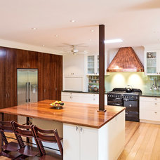 Contemporary  by kitchens by peter gill