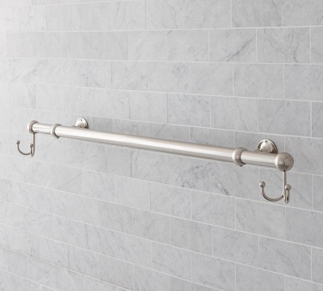 Modern Towel Bars And Hooks by Pottery Barn