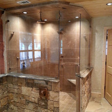 Rustic  by Affordable Glass & Remodeling llc