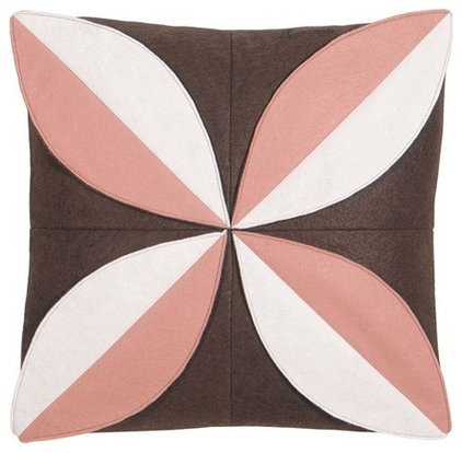 contemporary pillows by Zinc Door