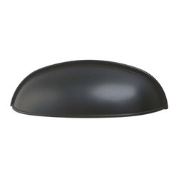 Hafele - Hafele 105.61.300 Oil Rubbed Bronze Drawer Pulls - Hafele item number 105.61.300 is a beautifully finished Oil Rubbed Bronze Drawer Pull.