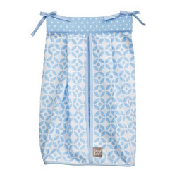 Trend Lab - Trend Lab Diaper Stacker - Logan - 106673 - Shop for Diaper Stackers from Hayneedle.com! About Trend LabFormed in 2001 in Minnesota Trend Lab is a privately held company proudly owned by women. Rapid growth in the past five years has put Trend Lab products on the shelves of major retailers and the company continues to develop thoroughly tested high-quality baby and children's bedding decor and other items. Trend Lab continues to inspire and provide its customers with stylish products for little ones. From bedding to cribs and everything in between Trend Lab is the right choice for your children.