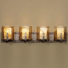 Contemporary Bathroom Vanity Lighting by Hayneedle