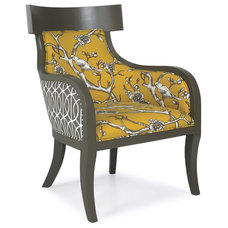 Eclectic Armchairs by Layla Grayce