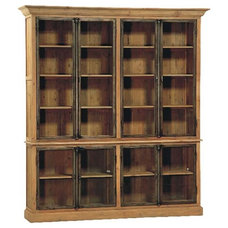 Traditional Storage Units And Cabinets by Dovetail Furniture