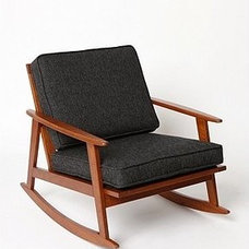 modern rocking chairs by Urban Outfitters