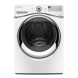 Whirlpool - WFW96HEAW 4.3 cu. ft. Duet Front Load Washer With Precision Dispense Ultra  12 A - Enhance every home you build with stylish innovative appliances that home buyers demand Home buyers expect appliances that meet the needs of their everyday lives are easy to use and reflect the style of their individual tastes But to provide applianc...