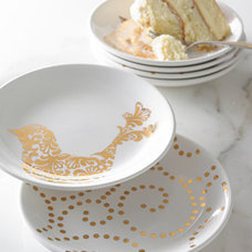 Contemporary Plates by Neiman Marcus