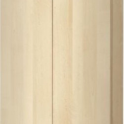 IKEA of Sweden - GODMORGON Wall cabinet with 2 doors - Wall cabinet with 2 doors, birch veneer