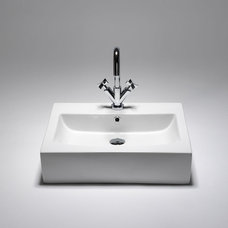 Modern Bathroom Sinks by Blu Bathworks