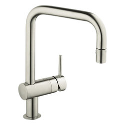 Grohe - Grohe 32319DC0 Supersteel Infinity Minta One Handle Pulldown Kitchen Faucet - Grohe 32319Dc0 Supersteel Infinity Minta one handle Pulldown Kitchen Faucet
