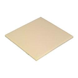 DALTILE - Ceramic Wall Tile Almond 6 x 6 - Almond.