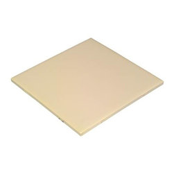 DALTILE - Ceramic Wall Tile Almond 6 x 6 - Almond.