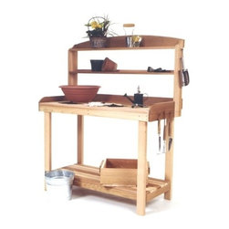 Cedar Potting Bench Kit -