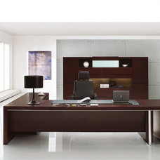 Modern Desks And Hutches by Executive Desk Company