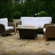 Modern Patio by Cooke Furniture