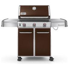 Shop Weber Genesis E-310 Espresso 3-Burner Gas Grill at Lowes.com
