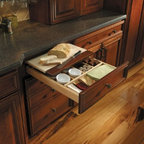 Storage Solutions - Kitchen Cabinetry - other metro - by Wellborn Cabinet, Inc.