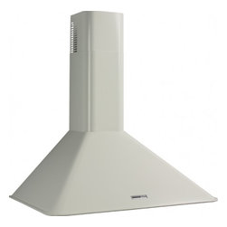 """Broan - Elite RM503601 36"""" Wall Mount Chimney Hood with 270 CFM Internal Blower  Heat Se - The RM50000 Series features a 270 CFM centrifugal blower and multi-speed control with Heat Sentry that provide quiet effective performance A fully enclosed bottom contains a dishwasher-safe filter for easy cleaning Plus dual lighting provides excelle..."""