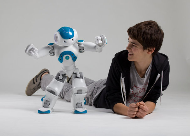 Home Electronics by aldebaran-robotics.com