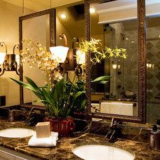 Traditional Bathrooms : Designers' Portfolio 4487 : Home & Garden Television