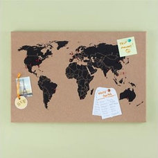 Eclectic Bulletin Boards And Chalkboards by The Land of Nod