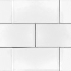Eclectic Wall And Floor Tile by Mission Stone Tile