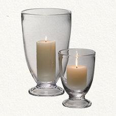 Traditional Candles And Candleholders Simon Pearce Cavendish Hurricane