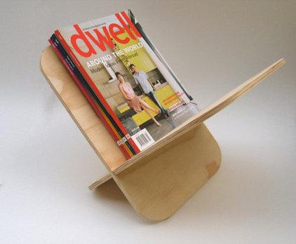 Contemporary Magazine Racks by Etsy