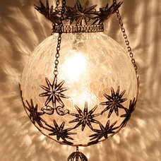 Mediterranean Lighting by Hedef Aydınlatma