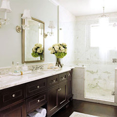 Bathroom Decorating - Bathroom Shower Ideas - Bathroom Products - House Beautifu