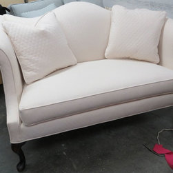 Neutral Upholstered Pieces - Gerrie Wydeven
