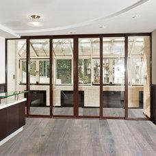 Contemporary Hardwood Flooring by Bella Citta Floors