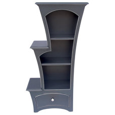 Mediterranean Bookcases by Zin Home
