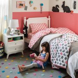 Hop to It Kids Bedding -