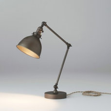 Contemporary Desk Lamps by Schoolhouse Electric