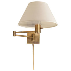 Traditional Swing Arm Wall Lamps by Circa Lighting