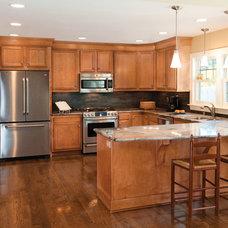 Kitchen Cabinets by Kitchen Kompact, Inc.
