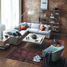 Contemporary Sectional Sofas by Bloomingdale's