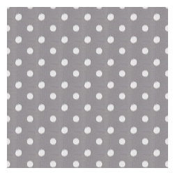 Gray & White Ikat Dot Indoor Outdoor Fabric - Recover your chair. Upholster a wall. Create a framed piece of art. Sew your own home accent. Whatever your decorating project, Loom's gorgeous, designer fabrics by the yard are up to the challenge!