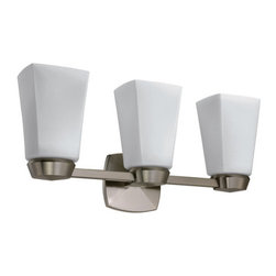 Gatco - Gatco 1697 Jewel Triple Light Bathroom Wall Sconce - Jewel Triple Light Bathroom Wall SconceThe finest in fashion bath, kitchen and home accessories. From traditional to contemporary, offering a variety of designer collections to compliment your style. Choose from many bathroom accessories such as towel bars, mirrors, grab bars, shower curtain rods, hooks, and free standing and counter top accessories.Gatco's Premier collections are constructed of the finest brass. Our high quality pieces are fabricated under a process know as forging. Forging is the ideal manufacturing process for creating smooth and precise detail of solid brass. Our finishes are the finest in the industry with each piece hand polished to perfection.Features: