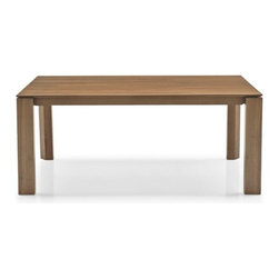 Calligaris - Calligaris | Omnia Wood Extension Table - Design by S.T.C.
