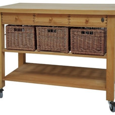 kitchen islands and kitchen carts by John Lewis